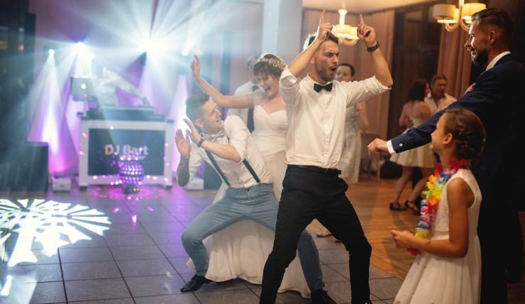 Oświetlenie weselne
